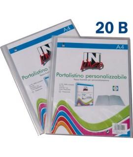 PORTALISTINI PERSON INLINEA 22X30 20BS