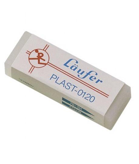 GOMMA LAUFER PLAST 120 TRASPARENTE 20PZ