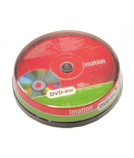 DVD-RW IMATION 21062 RISCRIV. 4,7GB 10PZ