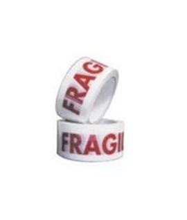 "ADESIVO PVC ""FRAGILE"" H50 X 66MT"