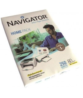 CARTA NAVIGATOR HOME PACK 80G A4 RS.250F