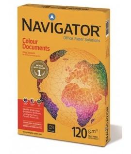 CARTA NAVIGATOR COLOURDOC 120G A4 RS250F
