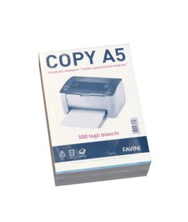 CARTA COPY-A5 80G A5 500FF