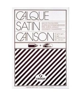 CARTA LUCIDA CANSON 757201 90G A4 50 FF