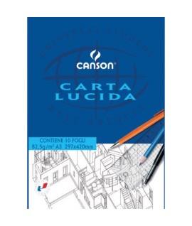 CARTA LUCIDA CANSON 05827 80G A3 10 FF