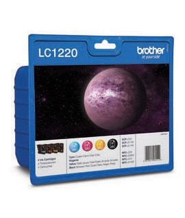 MULTIPACK BROTHER LC1220
