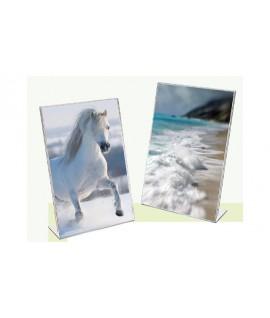 Vendita online cornici portafoto da tavolo fantasia b2b - Portafoto da tavolo plexiglass ...