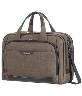 "SAMSONITE PRO-DLX 4 SP CARTELLA 16"" EXP"