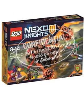LEGO NEXO KNIGHTS 70313 SPACCALAVA
