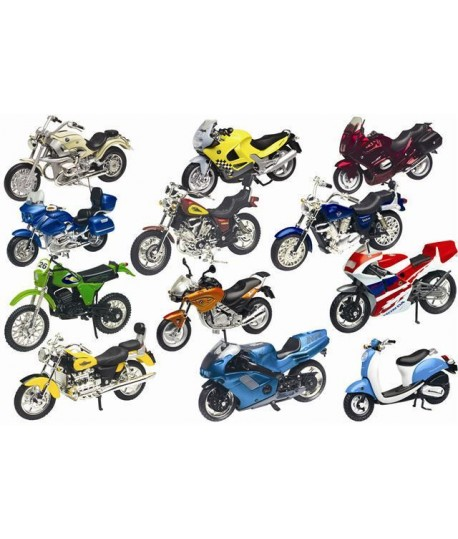 MONDO 55001 MOTORBIKE SCALA 1:18