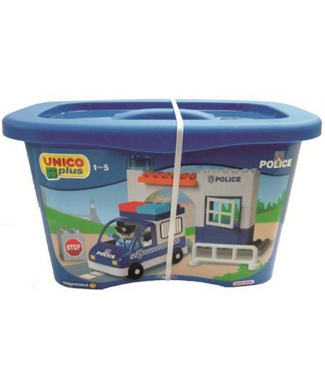 UNICO PLUS 8549 POLIZIA 40PZ