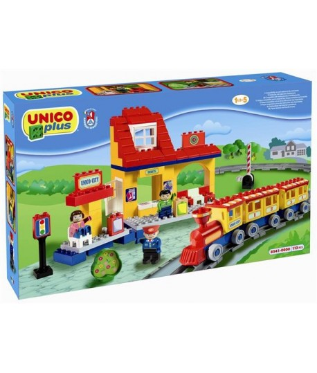 UNICO PLUS 8541 TRENO+STAZIONE