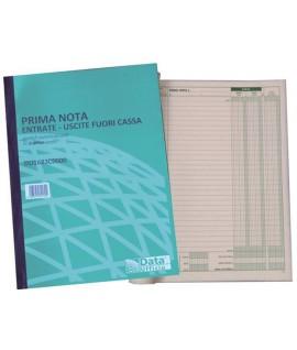 BLOCCO PRIMA NOTA CASSA ENT/USC. DU1683C