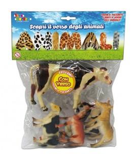 TOYS 24689 BUSTA ANIMALI FATTORIA C/VERS