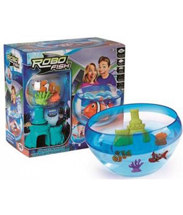 Comprare gig ncr02242 acquario robo fish vendita online for Acquario tartarughe vendita online