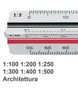 SCALIMETRO M+R 16320010 A 6 SCALE 30CM