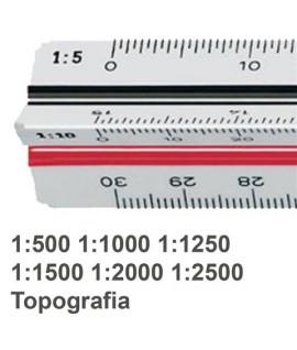 SCALIMETRO M+R 16370010 A 6 SCALE 30CM