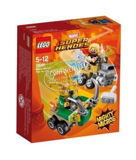 LEGO SUPER HEROES 76091 THOR CONTRO LOKI