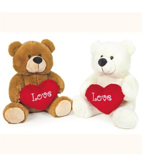DE.CAR 25226 PELUCHE ORSO LOVE SV