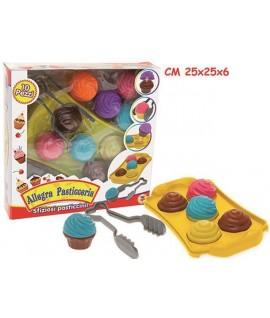 TEOREMA 72468 CUP CAKE SHOP 10PZ