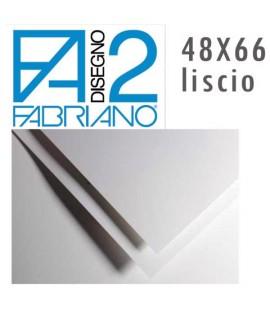 FOGLIO FABRIANO 2 110G 48X66 LISCIO 50FF