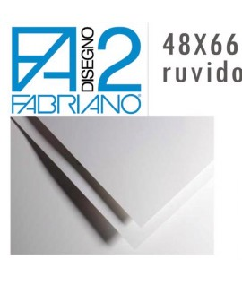 FOGLIO FABRIANO 2 110G 48X66 RUVIDO 50FF