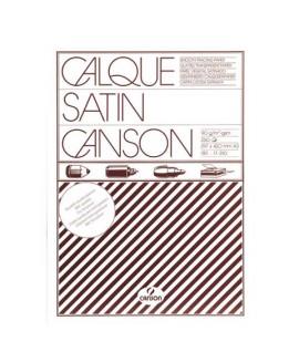 CARTA LUCIDA CANSON 17109 A4 500 FF