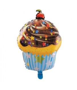 GONFIABILE JUMBO FOIL CUP CAKE 2284