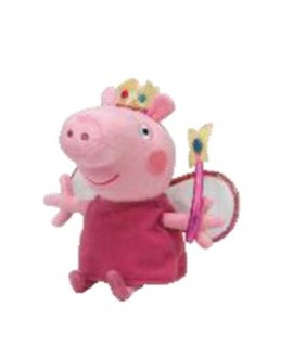 BYNNEY T46129 PELUCHE PRINCESS PIG CM 20