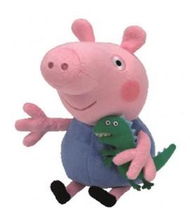 BYNNEY T96231 PELUCHE PRINCESS PIG CM 33