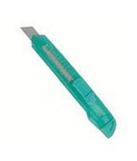 CUTTER PLAST. LEBEZ 9006 (LAMA 18MM)