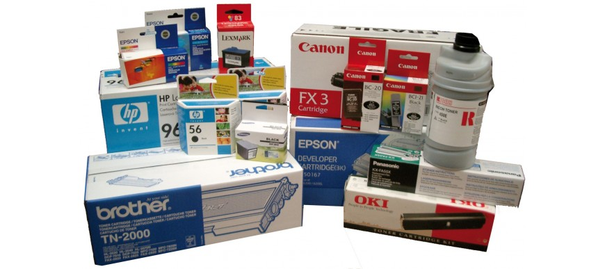 TONER, CARTUCCE, SUPPORTI MAGNETICI