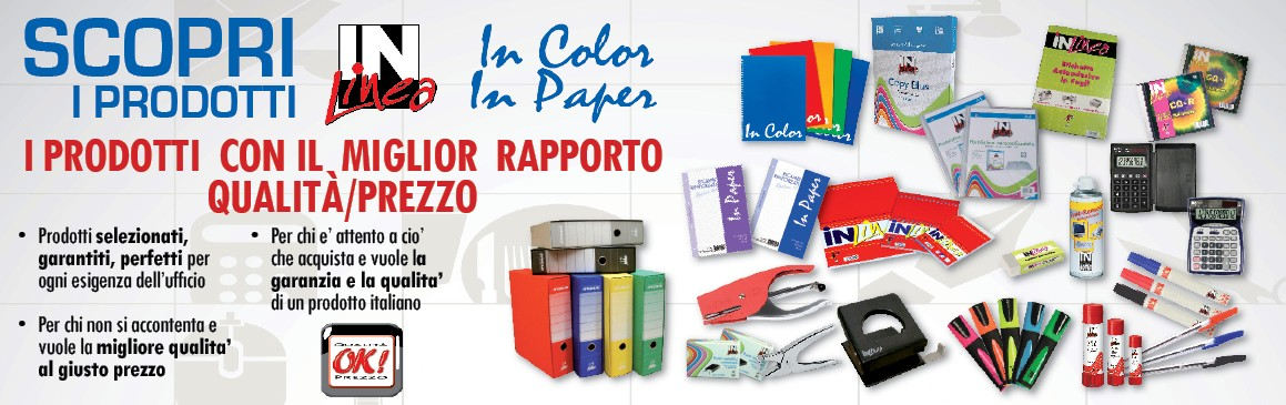 INLINEA INPAPER INCOLOR