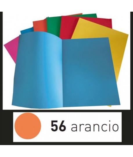 CARTELLA SIMPLEX FAVINI ARANCIO 50PZ