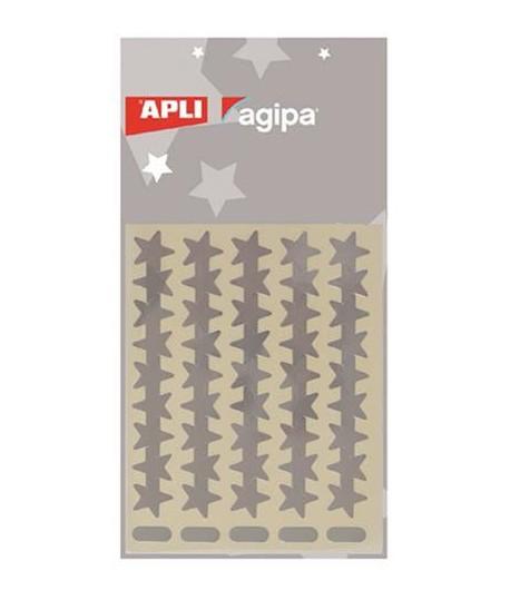 BS.STELLE ARGENTO APLI 112411