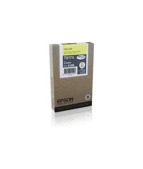 TONER EPSON B500 T6174 GIALLO