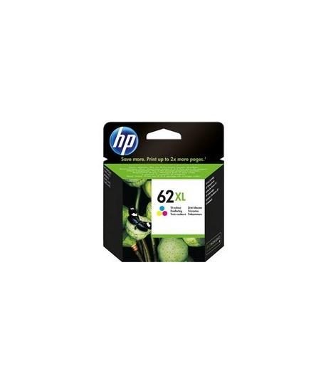 INKJET HP C2P07A N.62XL COLORE