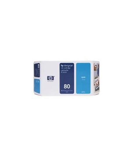 INKJET HP C4846A N.80 CIANO 350ML