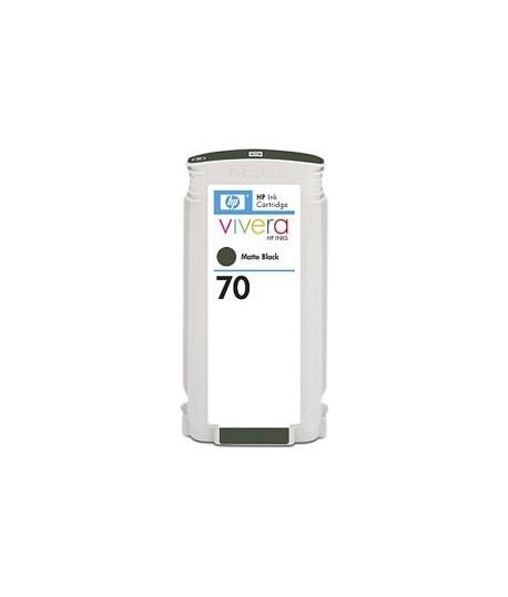 INKJET HP C9448A N.70 NERO OPACO 130 ML