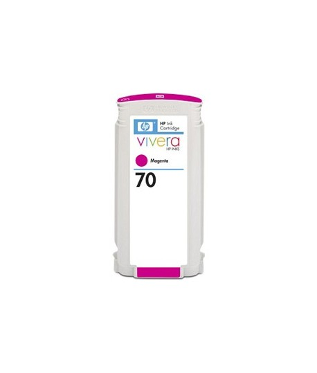 INKJET HP C9453A N.70 MAGENTA 130 ML
