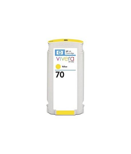 INKJET HP C9454A N.70 GIALLO 130 ML