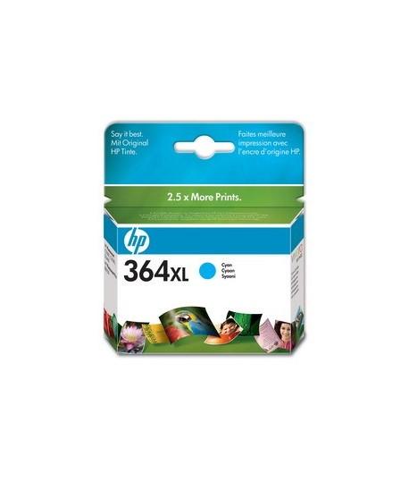 INKJET HP CB323EE N.364XL CIANO 750PG