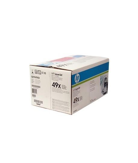 KIT TONER HP Q5949XD LJ 1320 2PZ