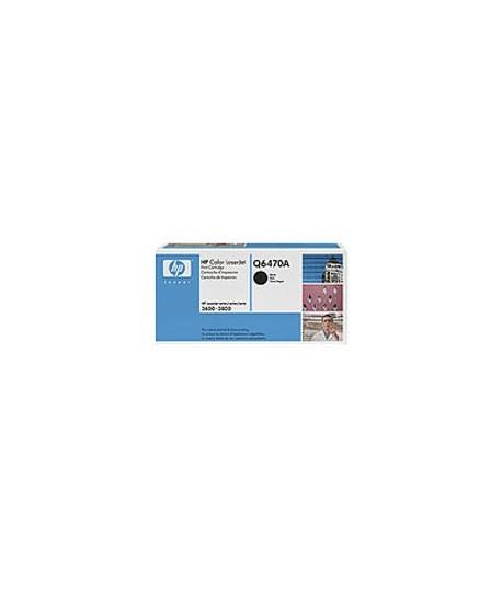 TONER HP Q6470A 501A NERO 6000 PG