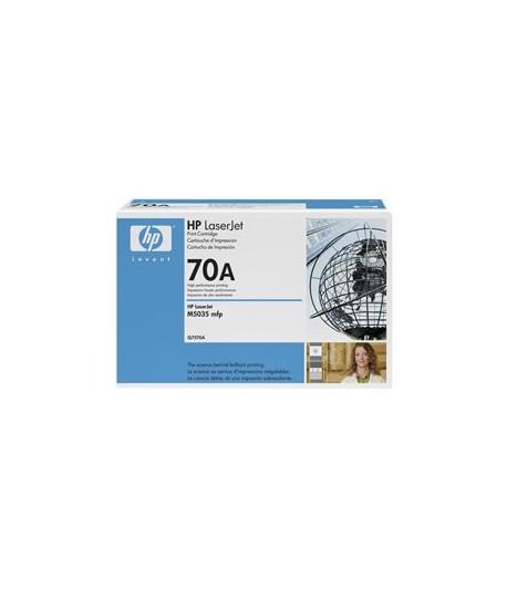 TONER HP Q7570A LJ 5025 NERO 15000 PG