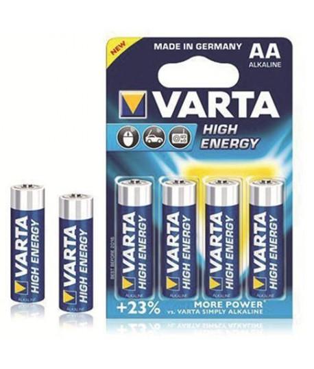 PILA VARTA H.ENERGY AA STILO 1,5V 4PZ
