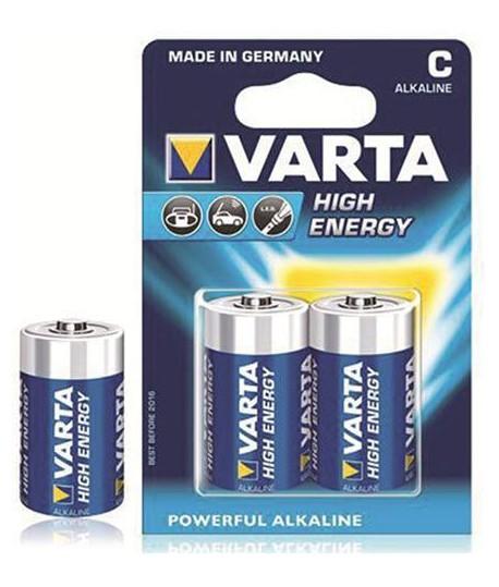 PILA VARTA H.ENERGY C 1,5V 2PZ