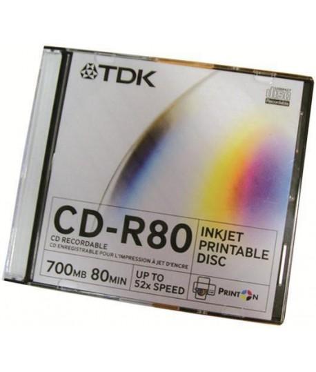 CD-R IMATION STAMPABILE 700 MB 80 MIN