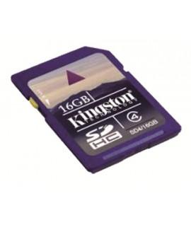 SECURE DIGITAL CARD CLASS 4 16GB