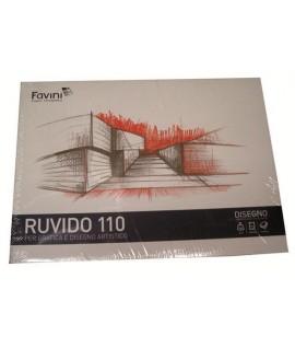 ALBUM PALLADIO 110G 24X33 RUVIDO 20FF